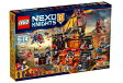 レゴジャパン LEGO レゴ 70323 ネックスナイツ 悪のメガマグマ神殿