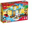 レゴジャパン LEGO レゴ 10827 デュプロ ミッキー&フレンズのビーチハウス
