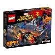 レゴジャパン LEGO レゴ 76058 スーパー・ヒーローズ スパイダーマン ゴースト・ライダーとの団結