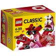 レゴジャパン LEGO レゴ 10707 クラシック アイデアパーツ 赤