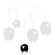 モビール (Sheep Mobile)