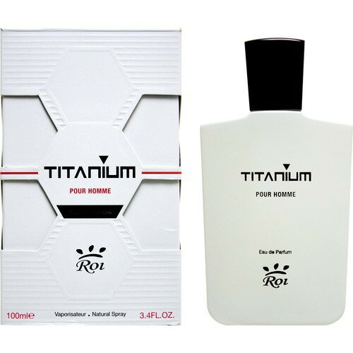 ロイ ティタニウムプールオム EDP SP 男性用香水 100ml