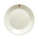 イッタラ iittala Teema プレトフラット ホワイト 17cm Plate flat white 17cm カイフランクの画像