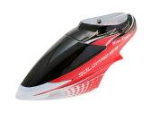 電動RCヘリ SOLO PRO 129用 キャビンセット レッド&ブラック ハイテックマルチプレックスジャパン HINE400268キャビンセットレッド