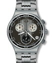 swatch(スウォッチ) IRONY CHRONO 【FLUID VIEW】 腕時計 YCS521Gの画像