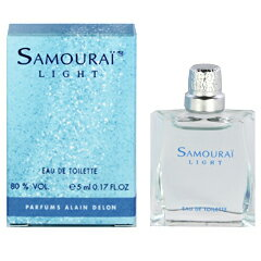 アランドロン サムライ ライト 5ml ミニ香水