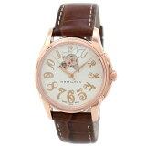 HAMILTON (ハミルトン) 腕時計 AMERICAN CLASSIC JAZZMASTER LADY AUTO H32345983 レディース