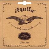 AQUILA AQ-CLW/8U Nylgut ウクレレ弦 コンサート用 Low-G