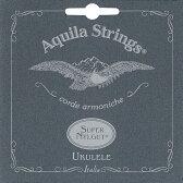 Aquila アクイーラ AQS-SR(100U) Super Nylgut ウクレレ弦 ソプラノ用