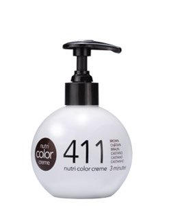 Revlon Nutri Color 411 Braun
