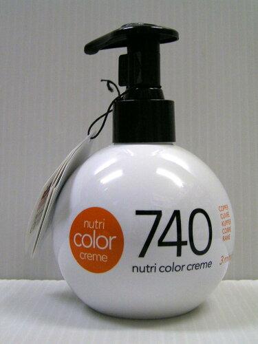 Revlon Nutri Color 740 Kupfer