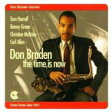 THE TIME IS NOW / Don Braden Quintet