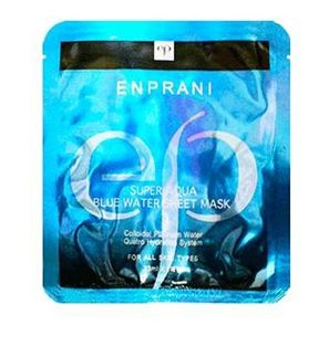 ENPRANI スーパーアクア ブルーウォーター シートマスク 23mlx1枚