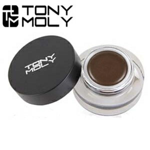 TONY MOLY パーティーラバー ジェルアイライナー #3号 パールブラウン