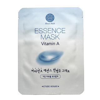 エチュードハウスエッセンスマスク ビタミンA 20g×1枚