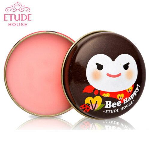 エチュードハウス ミッシング ユーリップバームBee Happy #Ladybug てんとう虫 ピーチ