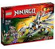 レゴ/LEGO ニンジャゴー チタニウムドラゴン 70748