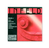 INFELD RED バイオリン弦4/4A線 IR02  コンポジットコア・ハイドロナリウム巻