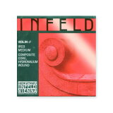 INFELD RED バイオリン弦4/4D線 IR03  コンポジットコア・ハイドロナリウム巻