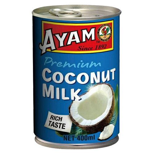 アヤム ココナッツミルク #4号缶