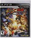 Street Fighter X Tekken 輸入版