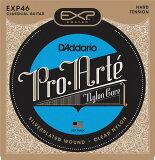 Daddario コーティング・クラシックギター弦 EXP45