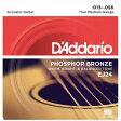 EJ24 アコースティックギター弦 True Medium / DADGAD Tuning / D'Addario