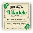 EJ88S ウクレレ弦Nyltech Ukulele, Soprano / Daddario