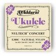 EJ88C ウクレレ弦Nyltech Ukulele,Concert / Daddario
