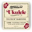 EJ88B ウクレレ弦Nyltech Ukulele,Baritone / Daddario