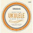 D'Addario EJ65B Pro-Arte Custom Extruded Ukulele Baritone バリトンウクレレ弦
