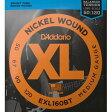 D'Addario Balanced Tension Nickel Wound Bass Strings EXL160BT (Medium/50-120)