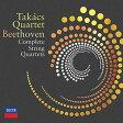 Beethoven ベートーヴェン / 弦楽四重奏曲全集 タカーチ四重奏団 7CD+ブルーレイ・オーディオ 輸入盤