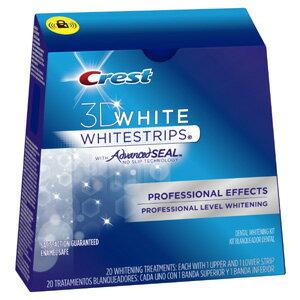 クレスト 歯の漂白剤3Dホワイトストリップス インテンシブ プロフェッショナルエフェクト