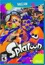 Wii U 北米版 Splatoon スプラトゥーン