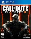 PS4 北米版 Call of Duty  Black Ops III (コール オブ デューティ ブラックオプスIII)