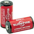 SUREFIRE SF123A 3V Battery - 2 Pack by SureFire SF123A