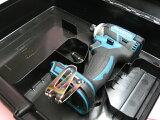 マキタ 18V インパクトドライバ 青 本体 TD148DZ