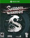 Shadow Warrior 輸入版:北米 - XboxOne