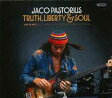 Jaco Pastorius ジャコパストリアス / Truth, Liberty & Soul: Live In NYC: The Complete 1982 NPR Jazz Alive! Recording 2CD 輸入盤