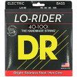 LH-40 DR エレキベース弦 LITE .040-.100 LO-RIDERシリーズ DR Strings LH40DR