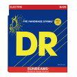 NMR5-45 DR エレキベース5弦 5STRING MEDIUM .045-.125 SUN BEAMSシリーズ DR Strings NMR545