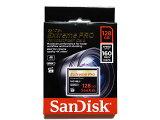 サンディスク CFカード 128GB (SDCFXPS-128G-X46) ExtremePro (600倍速)
