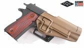NB ブラックホークタイプ M1911用CQCホルスター