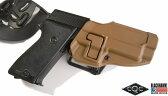 BLACKHAWK CQC SEPRA ホルスターSIG200・226 右タン 410506CT-R И ブラックホーク BHIセルパ ミリタリーサバイバルゲーム(サバゲー)装備