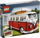 LEGO レゴ フォルクスワーゲンT1キャンパーヴァン 10220 / レゴの画像