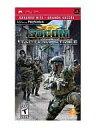 SOCOM TACTICAL STRIKE (PSP 輸入版 北米)日本版PSP動作可