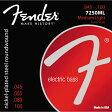 FENDER Bass Strings Nickel-Plated Steel 7250ML エレキベース弦