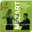 Mozart モーツァルト / ヴァイオリン・ソナタ全集 ポッジャー、G.クーパー 8CD 輸入盤