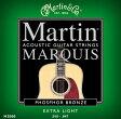 MARTIN マーチン アコースティックギター弦 M2000